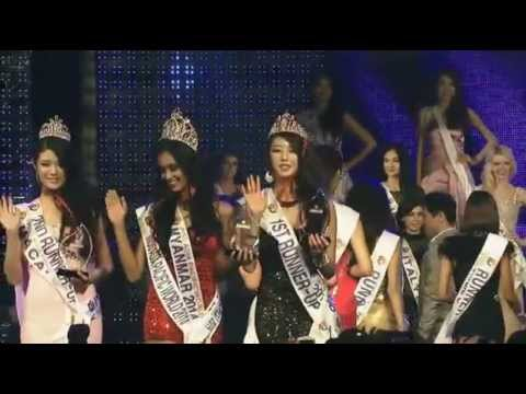 Miss Asia Pacific World 2014 Supertalent