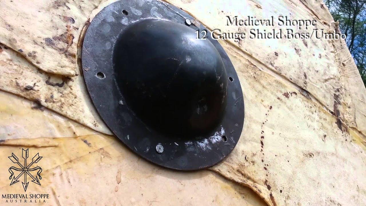 Shield Boss - Umbo (14g)