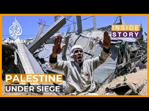 Who controls the media message on the Israel-Palestine conflict? | Inside Story