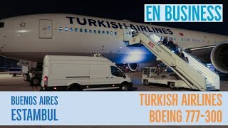 Turkish Buenos Aires Estambul - Boeing 777 Business
