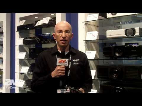 InfoComm 2014: HDBT Alliance Announces New Chip Set & Passing the 100 Members Threshold