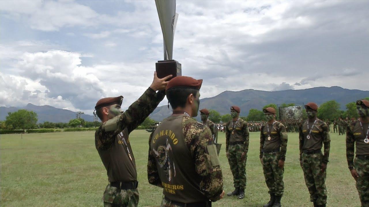 """Download Comandos del Batallón de Operaciones Especiales ganan """"Guerreros Ccoes 2017"""""""