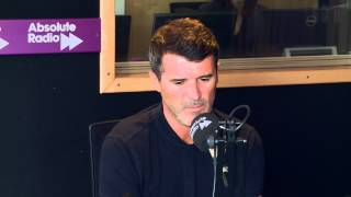 Roy Keane Discusses his Career with Ian Wright