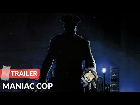Maniac Cop 1988 Trailer HD | Tom Atkins | Bruce Campbell