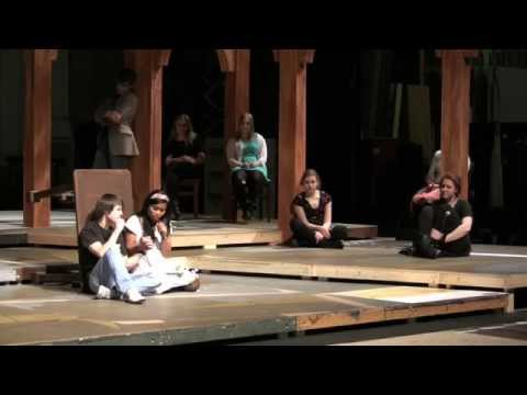 UW-Green Bay Theatre and Dance, Music present