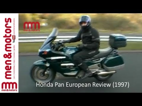 Honda Pan European Review (1997)