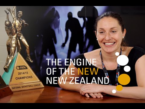 Sport Management Profile, Chrystal Russell | Massey University