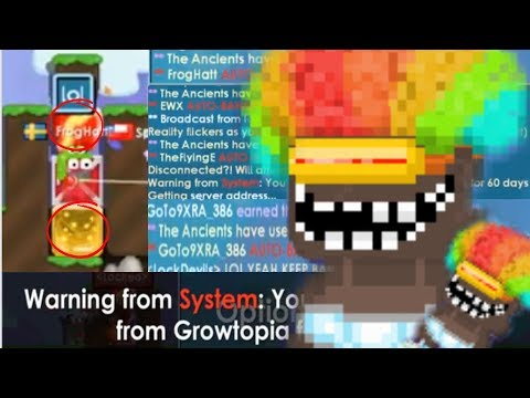 New Autoban 60 Days Glitch Lava and Jelly 2018 // 13,000 Banned | Growtopia