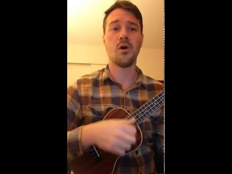 If You Were the Only Girl in the World - Ukulele Cover by Zachary Franczak
