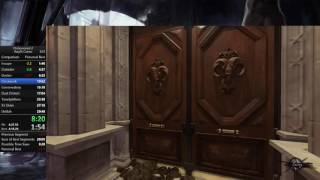 Dishonored 2 Speedrun - Corvo Any% 29:27 PB
