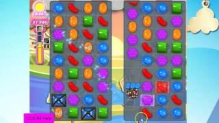 Candy Crush Saga Level 1554 NO BOOSTERS 3 stars
