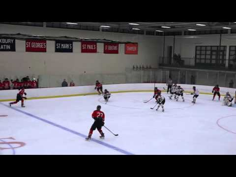 Boys Varsity Hockey: Groton School vs. Rivers Prep Highlights