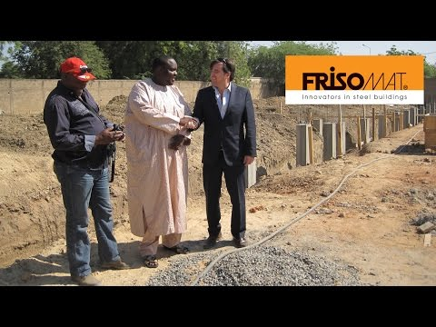 Doing Successful Business in Africa | Frisomat a Leading Construction Company