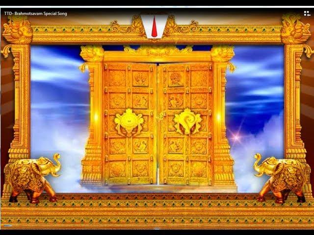 TTD Brahmotsavams Date Back 1000s Of Years | TNILIVE Devotional