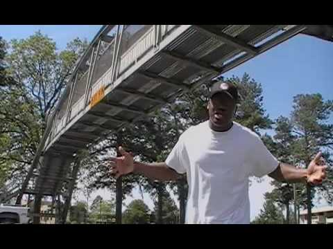 THE GHETTO (feat. Pine Bluff, Arkansas) [RAP VIDEO]
