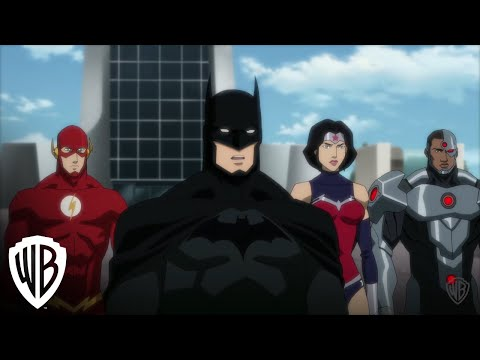 Justice League vs. Teen Titans clip - Justice League Possessed