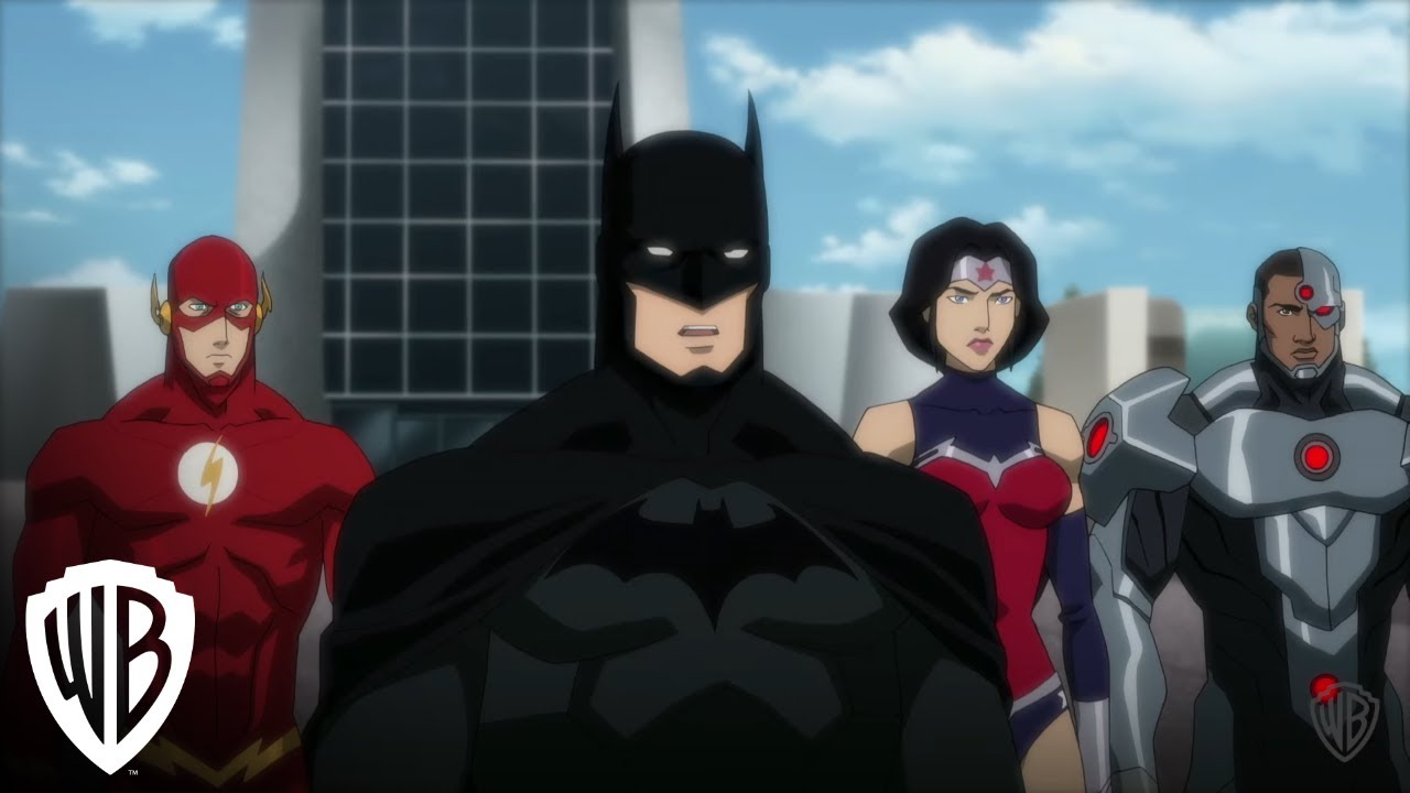 Download Justice League vs. Teen Titans   Justice League Possessed   Warner Bros. Entertainment
