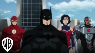 Justice League vs. Teen Titans clip - Justice League Possessed