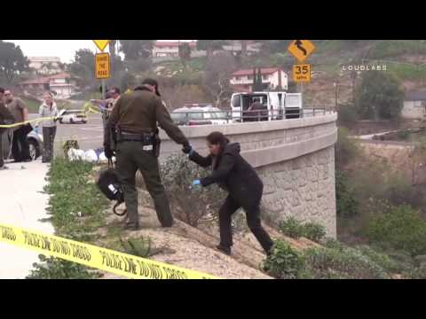 RSO Conducting Death Investigation / Riverside County   RAW FOOTAGE