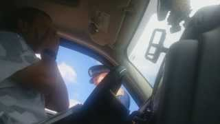 BaSs_HaXoR & C.I.G. get pulled over by cop