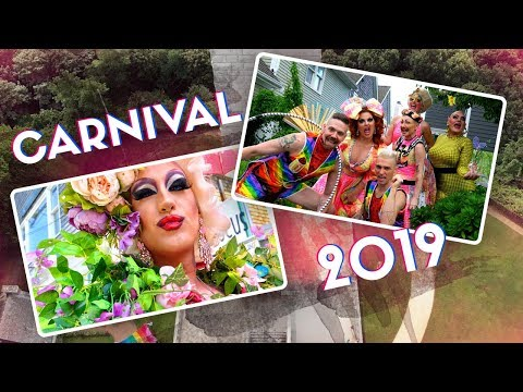 Kevin Matthews - This Year's Droning Provincetown Carnival Parade Video Is Out!