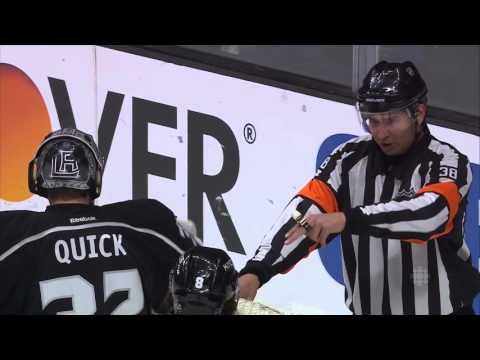 San Jose Sharks @ Los Angeles Kings. Round 1 Game 5