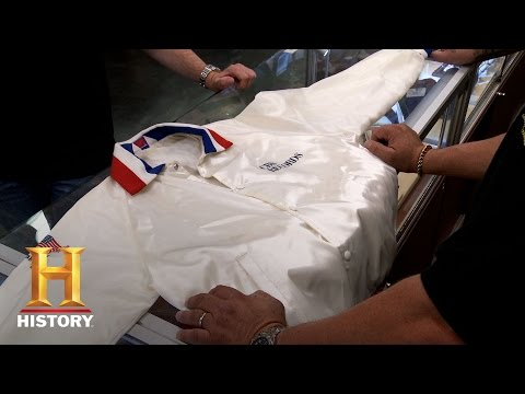 Pawn Stars: Bruce Springsteen Tour Jacket | History