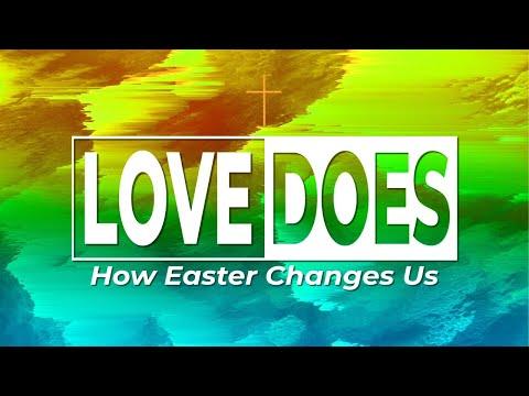 Sacrificial Love  Easter 2021   Homeport Christian Church