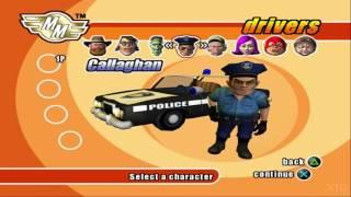 Micro Machines PS2 Gameplay HD (PCSX2)