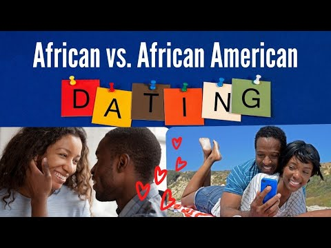 African's vs African Americans Dating, Relationships & Marriage || The Ike STeeLE Show || STeeLE TV