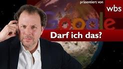 Darf ich Bilder von Google Earth benutzen? | Rechtsanwalt Christian Solmecke