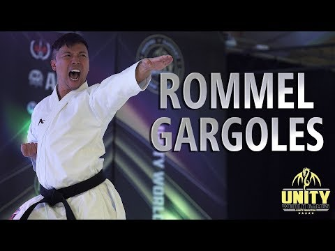 Rommel Gargoles   18+ Mens Traditional Grands - Unity World Games 2019