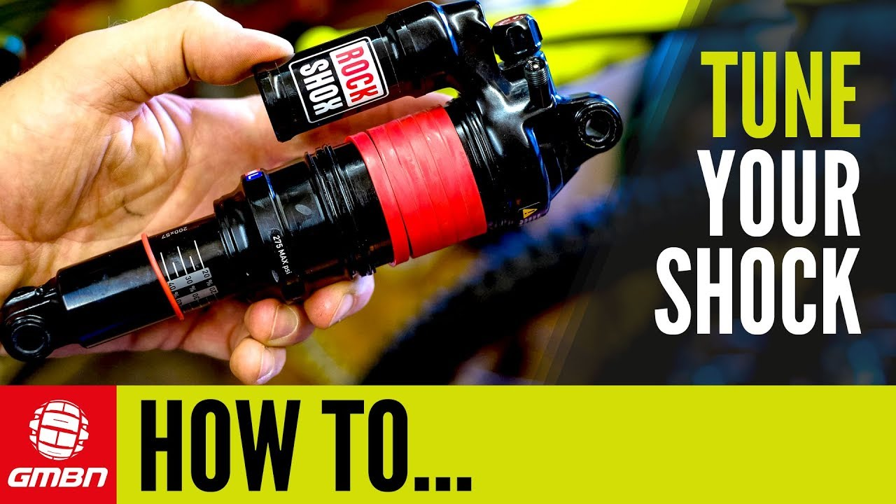 How To Tune An Air Shock On Your Mountain Bike – Adjust Your Rear Suspension
