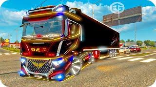 DAF EVO WING ETS2 (Euro Truck Simulator 2)