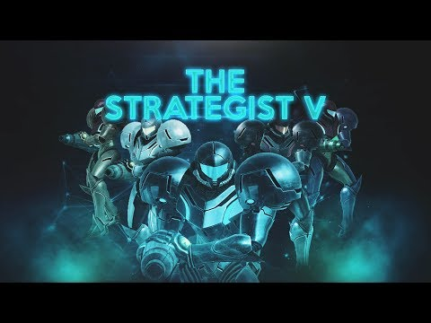 The Strategist V - Samus SSB4 Montage (Ft. YB, Kayjay, Afrosmash, & Pyreeze)