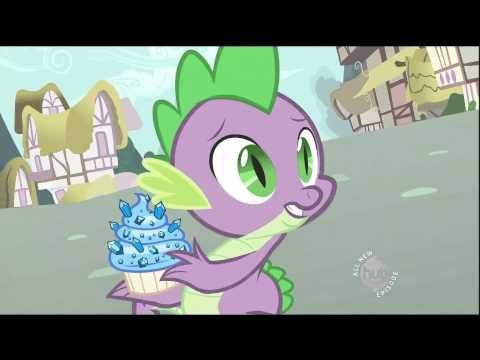 Spike and Cheerilee Scene [With a little Easter Egg]