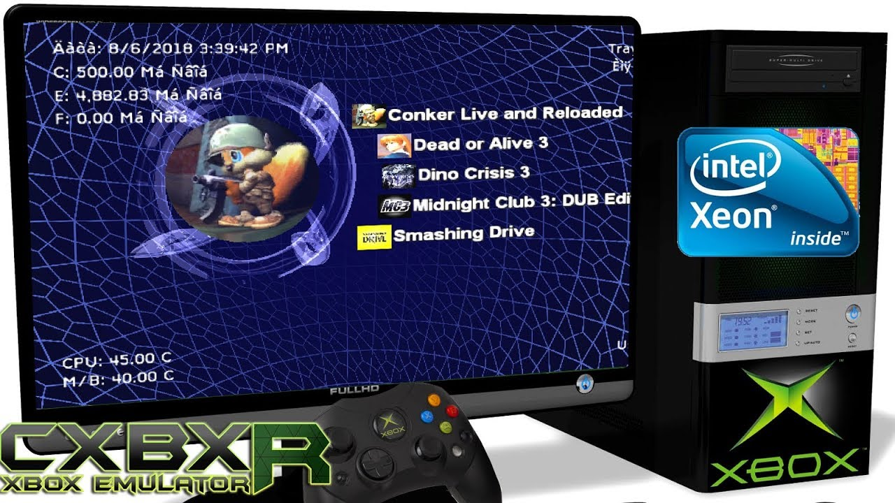 descargar conker live and reloaded xbox iso español