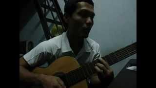 guitar Hoa Ban Trắng DHTN