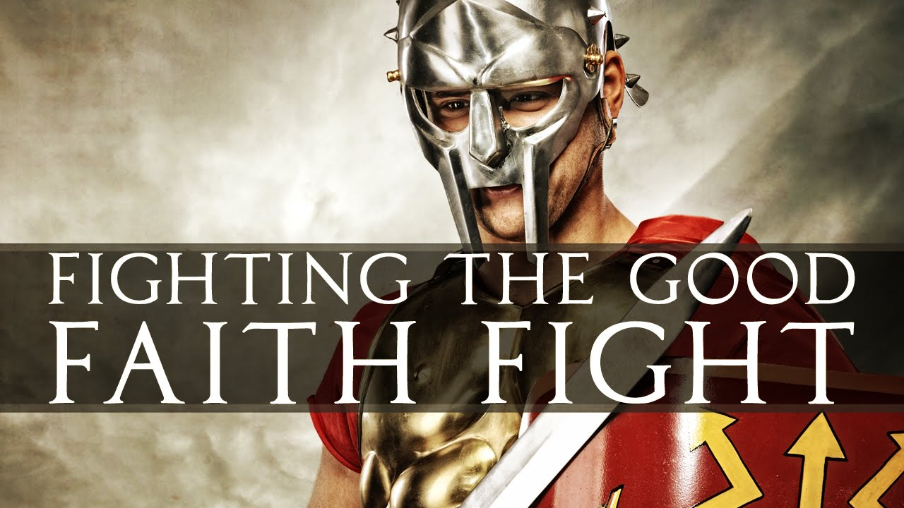 Fighting The Good Faith Fight, Part 1, Sub Part 1 - YouTube