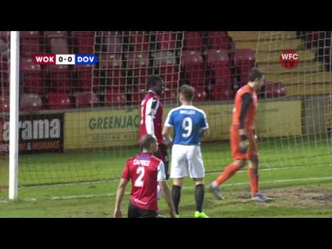 Woking 1 - 0 Dover Athletic (Match Highlights)