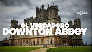 Visité Downton Abbey!!