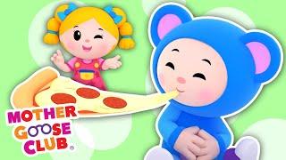 Let's Make a Pizza + More | Mother Goose Club Cartoons #NurseryRhymes