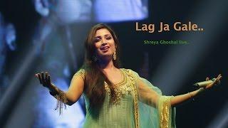Lag Ja Gale..   Shreya Ghoshal Live | HD