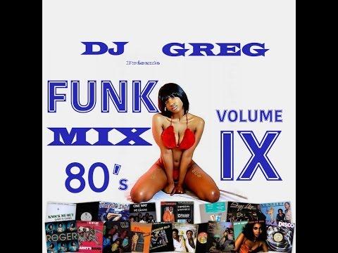✅ FUNK MIX 80's VOLUME 9