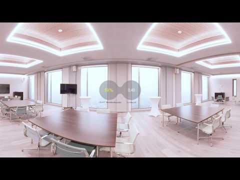 Publicité VR Sageglass (Saint Gobain) 360° VR
