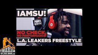 Iamsu! - No Check, No Performance [L.A. Leakers Freestyle] [Thizzler.com] Mp3