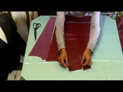 Making Leather Jacket Youtube