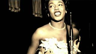 Watch Sarah Vaughan A Sinner Kissed An Angel video