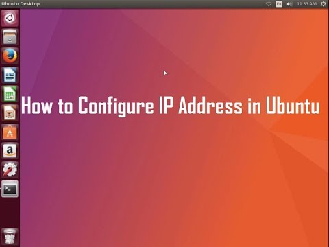 Linux change ip address with ip command