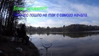 Прикол на рыбалке Что то пошло не так Упал со стула прямо в воду